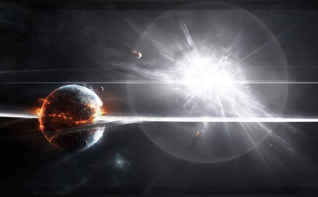 Low-mass supernova may have given birth to our solar system (Representational picture)