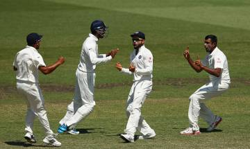 India vs England, Mohali Test, live score: India win by 8 wicket, leads series 2-0