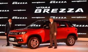 Maruti Suzuki India's sales for November rises 12 per cent