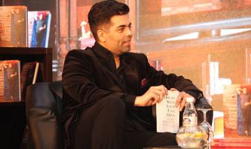 Film actors don't have friends, they are lost: Karan Johar
