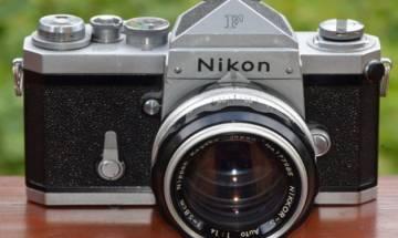 World's oldest surviving Nikon camera sold for 384K Euros at Austrian auction