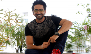 Ayushmann Khurrana is all praise for Rajkumar Rao