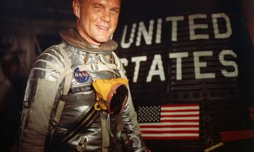 John Glenn, trailblazing astronaut who became the first American to orbit earth dies at 95