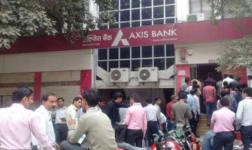 Delhi: I-T officers find 44 fake accounts with deposits worth over Rs 100 crore in Axis bank branch