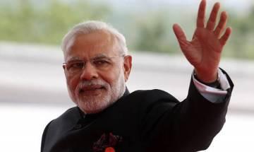 PM Narendra Modi wishes Congress President Sonia Gandhi on her 70th birthday