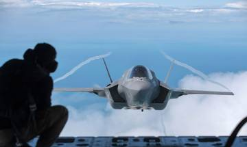 Israel to receive first fleet of 'super-tech' F-35 stealth fighter jets