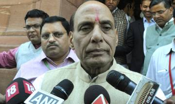 PM Narendra Modi's 'notebandi' decision is 'nasbandi' for anti national elements: Rajnath Singh