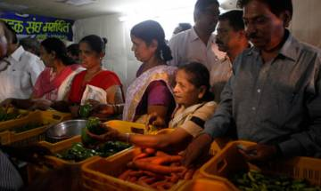 India's retail inflation hits two-year-low in November