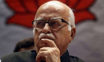 LK Advani upset over Parliament logjam, says he feels like resigning