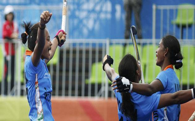 India produced a clinical performance to beat Chinese Taipei 4-0 at the fourth Women's U-18 Asia Cup hockey tournament here today.(Source:Reuters)