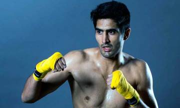 Undefeated Vijender Singh on the prowl for new title next year