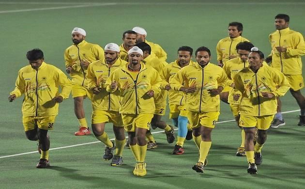 Indian Junior Hockey Team - File Photo
