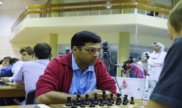 Viswanathan Anand draws with Vladimir Kramnik to finish joint third in London Chess Classic