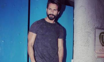 'Padmavati' diaries: Shahid Kapoor wraps up the first schedule