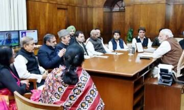 PM Narendra Modi is 'pure like Ganga', says BJP on Rahul Gandhi's allegations of corruption