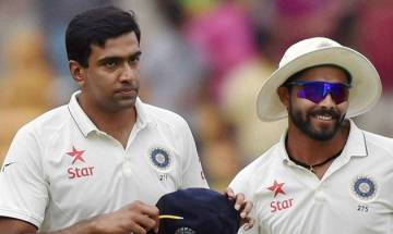 Ashwin numero uno in ICC Test bowlers ranking, Jadeja seals second spot