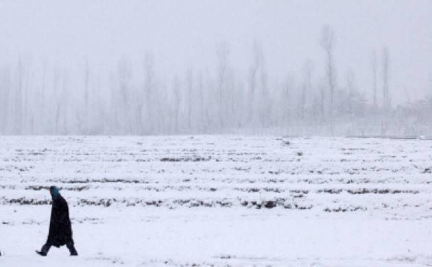 Srinagar: Coldest December night in six years (File Photo)