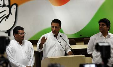 Purification of Ganga in practice because it is contaminated, says Randeep Surjewala on BJP's analogy