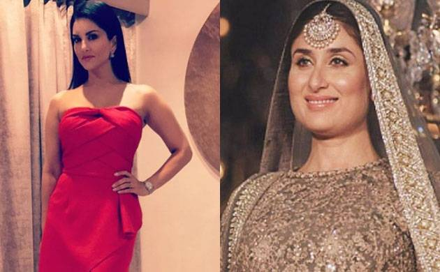 Sunny Leone's special message to new mommy Kareena Kapoor Khan is too adorable to miss