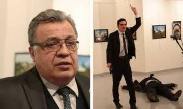 US-based Turkish cleric Fethullah Gulen rejects links to Russian envoy Andrei Karlov's assassination