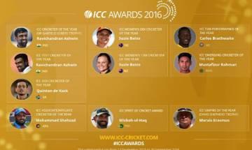 ICC Awards 2016: Here's full list of winners