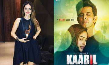 This is what Sussanne Khan has to say about her ex-husband Hrithik Roshan's 'Kaabil'