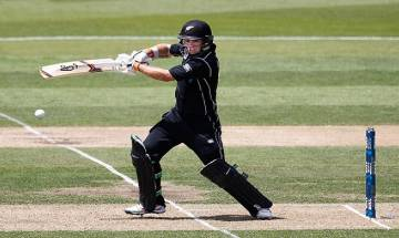 Tom Latham's career best 137 steers New Zealand to 341-7 against Bangladesh in Christchurch ODI