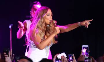 Mariah Carey receives legal threat after calling off Christmas concert