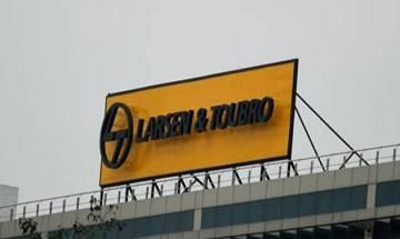 Engineering major Larsen & Toubro says it has bagged Rs 3,039 crore orders