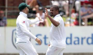 Sri Lanka lose 7 wickets after restricting South Africa to 286