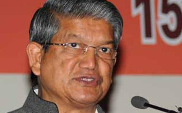 A file photo of Harish Rawat (PTI)