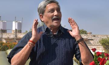 Manohar Parrikar says not difficult for Goa to have 50% cashless payments