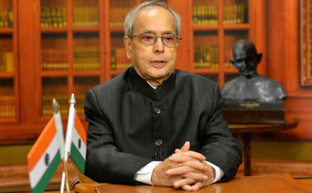 President Pranab Mukherjee (Getty Images
