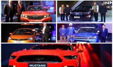 Year in Review | Top 5 hottest car launches in 2016