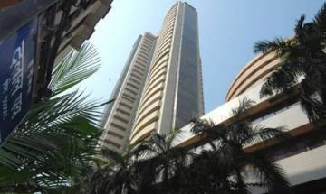 Sensex rebounds due to gain infrastructure sector data, investors focus on GST council meet