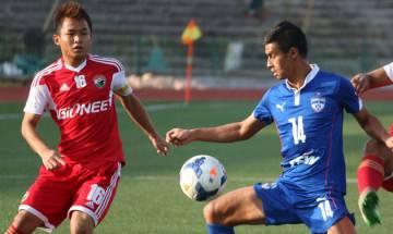 National team midfielder Eugeneson Lyngdoh feels U-17 FIFA World Cup will aide Indian football
