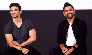 Take a bow my Captain: Reel-life Dhoni Sushant Singh Rajput on MS Dhoni's resignation from captaincy