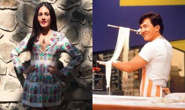 'I was starstruck', says Amyra Dastur on her experience of working with Jackie Chan in 'Kung Fu Yoga'