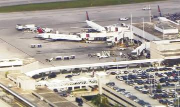 US Army veteran arrested after shooting at Fort Lauderdale airport leaves 5 dead, 8 injured