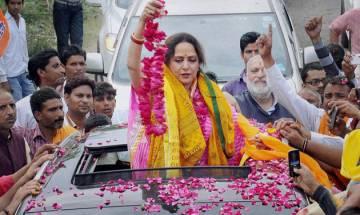 Uttar Pradesh assembly polls: Hema Malini postpones shooting, foreign travel for campaign