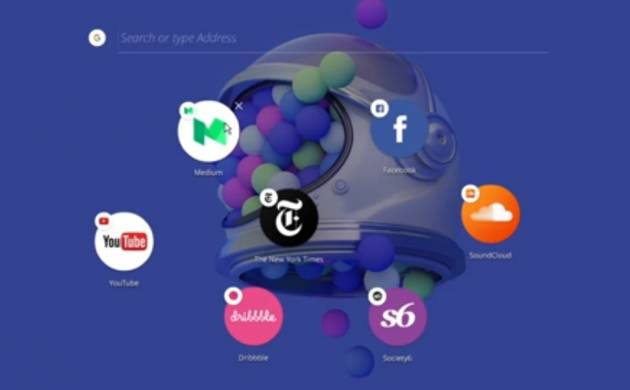 Opera launches new concept browser Neon: Check out features (Pic: Videograb)