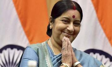MP Nathwani writes to Sushma Swaraj, urges her to take up issue of expediting body of Indian fishermen who died in Pak jail