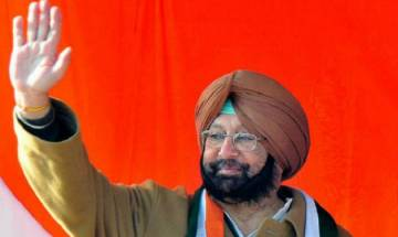 Capt Amarinder Singh keen to take on Badal in Punjab assembly polls, confirms Sidhu's entry in Congress