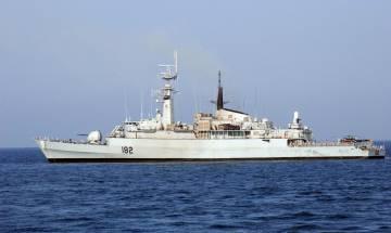 China-Pakistan Economic Corridor: Beijing hands over 2 ships to Pak Navy for security of strategic Gwadar port
