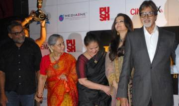 R Balki took copies of 'Half Pants, Full Pants' manuscript to megastars Amitabh Bachchan and Aishwarya: Adman Anand Suspi