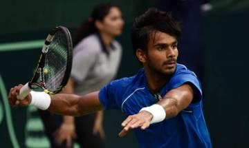Sumit Nagal dropped from Indian Davis Cup team on charges of serious discipline breach