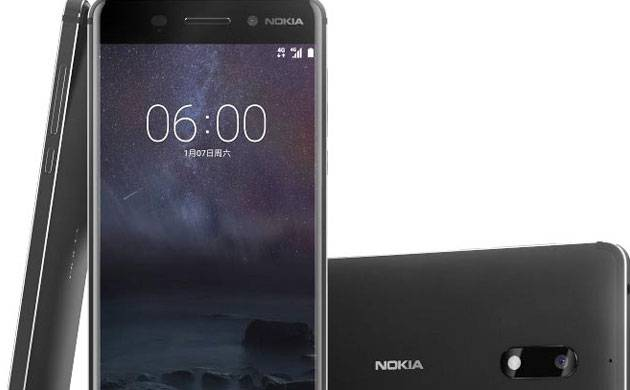 Rumoured Image of Nokia 6