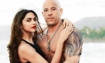 'xXx: Return of Xander Cage': Deepika Padukone admits to have a huge crush on Vin Diesel