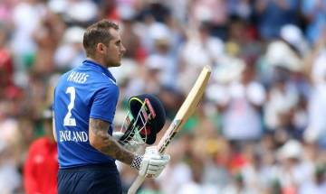 England Opener Alex Hales to miss rest of India tour due to hand injury