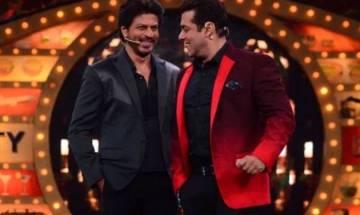 Bigg Boss 10: Salman Khan jails Shah Rukh Khan for stealing cauliflowers   In pics